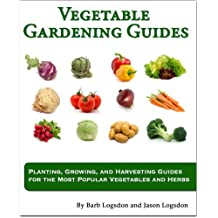 Vegetable Gardening Guides (English Edition)