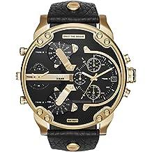 12806ba493d4 Marcas Mr Daddy Relojes Hombre Mr Daddy Uni Cronógrafo Oro Negro 7371
