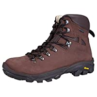 Mountain Warehouse Excalibur Womens Vibram Boots - Waterproof Rain Boots, Breathable All Season Shoes, Antibacterial Ladies Hiking Boots - for Travelling, Walking