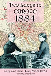 Two Lucys in Europe 1884 (English Edition)