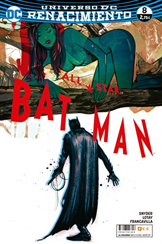 ALL STAR BATMAN 8 por Scott Snyder