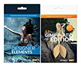Gimp 2.8 Platinum Edition. Inklusive Designer Ultimate Vorlagen und Grafikpaket. Machen Sie mehr aus Ihrem Gimp. Jetzt mit dem größten SMC Grafik-Paket. Softwarecard Platinum Edition.