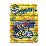 Die Cast Toy Set Finger Bike & Board Skateboard Skate Die-cast Accessories Set