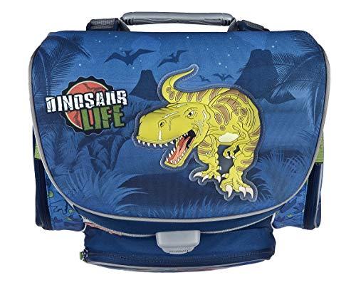 """Dinosaurier Schulranzen Set Ergo Style T-Rex World """"Raptor"""" 9tlg. Dose/Flasche Sporttasche Schultüte 85cm 30558 - 3"""