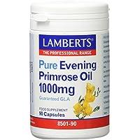 Lamberts Aceite de PrÃmula 1000mg - 90 Cápsulas