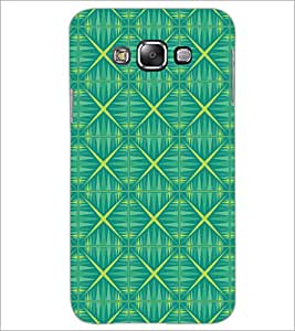 PrintDhaba Pattern D-5239 Back Case Cover for SAMSUNG GALAXY A8 (Multi-Coloured)