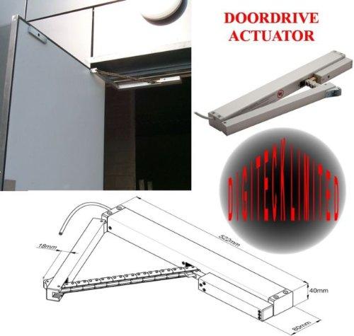 TC167 - Netzteil & für 24 V AUTOMATIC DOOR 50 DDS Laufwerk/SMOKE 500/ACTUATOR Lüftung