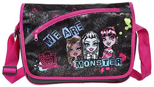 Undercover MHCP7804 - Handtasche Monster High, circa 24 x 30 x 11 cm Schultertasche