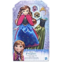 Frozen - Muñeca Anna cambio de vestido (Hasbro B5171ES0)