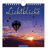 Lichtblicke 2017: Postkartenkalender