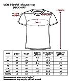 B&W Men's Basic Premium Cotton - Round Neck - Half Sleeve Solid Summer T-Shirts - Pack of 3 4
