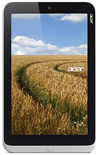 Acer Iconia W3-810 Tablet (8.1 Inch,32gb, Wi-fi+3g Via Dongle), Silver