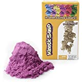 Kinetic Sand 453 Gms with 3 Moulds - Original - Made in Sweden