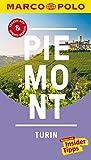 MARCO POLO Reiseführer Piemont, Turin: Reisen mit Insider-Tipps. Inklusive kostenloser Touren-App & Update-Service - Annette Rübesamen