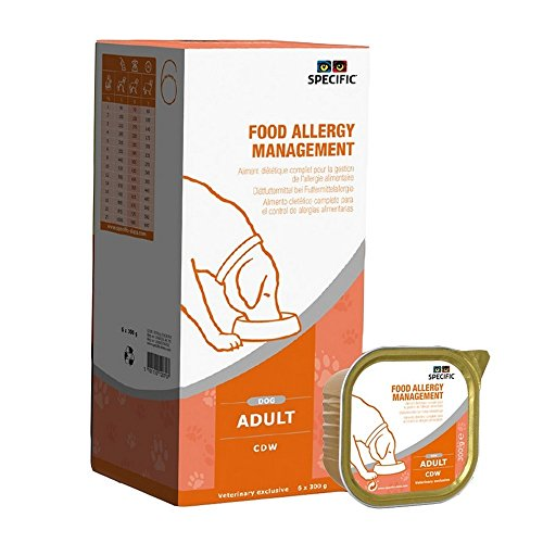 specific-cdw-food-allergy-management-pate-pour-chien-6-x-300-g