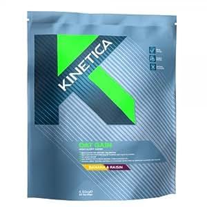 Kinetica 4.8kg Oat Gain Banana and Raisin