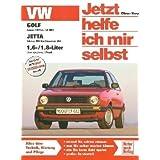 VW Golf II / Jetta (Jetzt helfe ich mir selbst) von Dieter Korp (1985) Taschenbuch