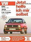 VW Golf II / Jetta: Ohne syncro und Diesel (Jetzt helfe ich mir selbst) von Korp. Dieter (1985) Taschenbuch