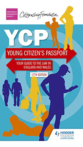 Young Citizen's Passport Seventeenth Edition by [The Citizenship Foundation]
