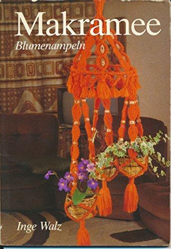 Makramee Blumenampeln.