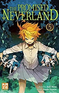 The Promised Neverland, tome 5 par Demizu