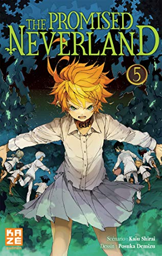 The Promised Neverland T05 par Kaiu Shirai
