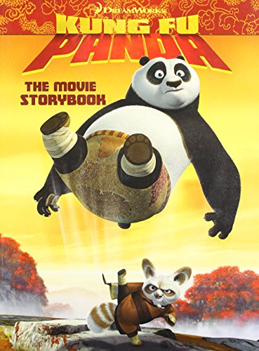 Kung Fu Panda - Movie Storybook by Catherine Hapka (Narrator), Mrcelo Matere (Illustrator), Justin Gerard (Illustrator) (2-Jun-2008) Paperback