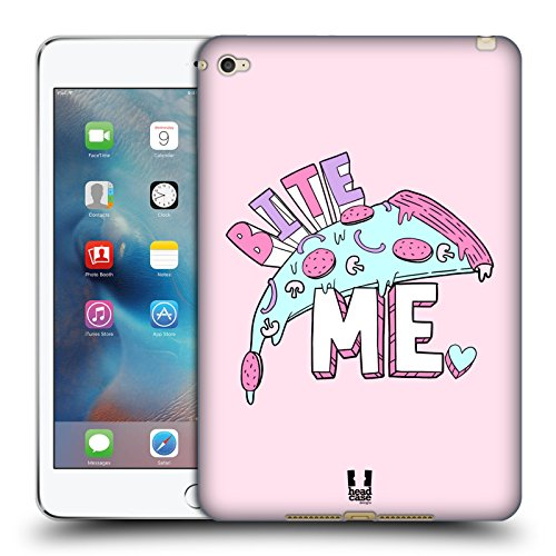 Head Case Designs Lupo Guanti Incantati Cover Retro Rigida per Apple iPhone 7 Plus / 8 Plus Bite Me Pizza