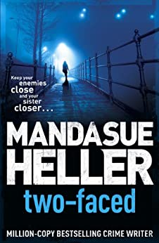 Two-Faced by [Heller, Mandasue]