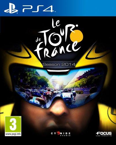 Tour De France 2014 (Playstation 4) [UK IMPORT]