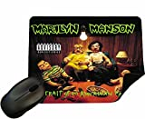 Eclipse Gift Ideas Marilyn Manson - Portrait of an American Family - Album Cover Mouse Mat/Pad - by