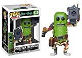 FunKo 27862 Animation and with No POP Vinylfigur Morty: Pickle Rick w/Laser für FunKo 27862 Animation and with No POP Vinylfigur Morty: Pickle Rick w/Laser