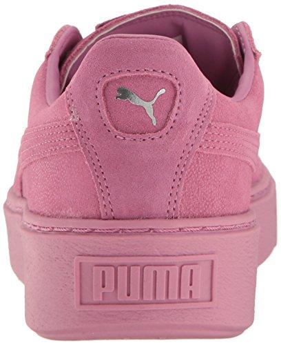 Puma Suede Platform Gold 36222201, Turnschuhe Prism Pink-prism Pink