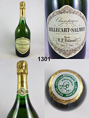 Champagne Billecart-Salmon - Cuvée Nicolas François 1983