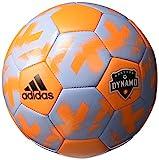 Houston Dynamo Adidas MLS 2017 Authentic Size 5 Soccer Ball
