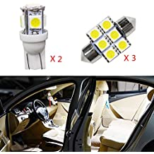 para Land Cruiser Super Brillante Fuente de luz LED Interior Lámpara de Coche Bombillas de Repuesto