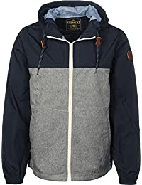 Veste Element Alder Eclipse Bleu Fonce-Gris Heather