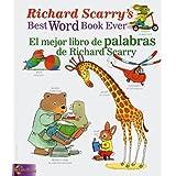 Richard Scarry's Best Word Book Ever / El Mejor Libro De Palabras De Richard Scarry (Richard Scarry's Best Books Ever)