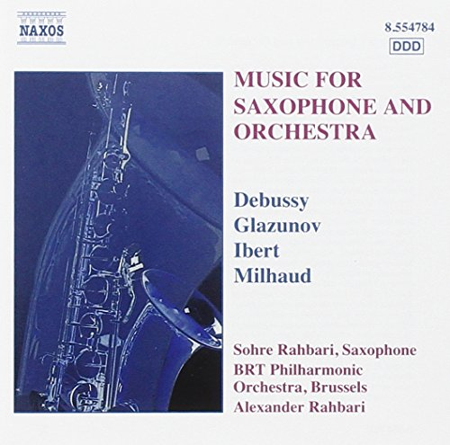 Music For Saxophone und Orchestra