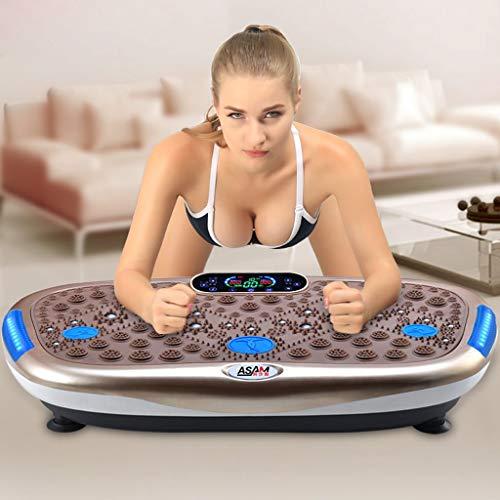 Vibrationsplatte Gewichtsverlust Maschine Vibration Übung Fitnessgeräte Home