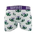Bawbags Thistle Boxer Shorts - Size 2XS-2XL