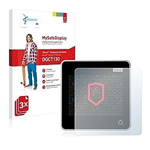 3x Vikuiti Film(s) de protection d'écran DQCT130 de 3M pour Velux Integra Control Pad KLR 200