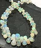 Ethiopian Opal Plain Smooth Drops 3 to 10 mm 8/Gemstone Beads/Welo Opal Beads/Opal Beads/Free Shipping worldwide
