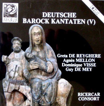 Deutsche Barock Kantaten 5