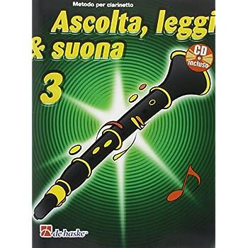Ascolta, Leggi & Suona. Con Cd Audio. Per La Scuola Media: 3
