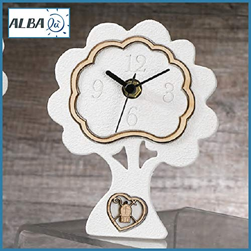 Bomboniere cresima orologio albero della vita