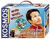 KOSMOS - Willi wills wissen: Wer hat das Zeug zum Fliegen? -