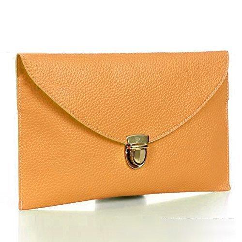 imayson-womens-envelope-clutch-handbag-shoulder-sling-bagyellow