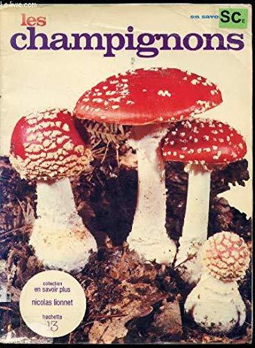 Les Champignons (Collection En savoir plus)