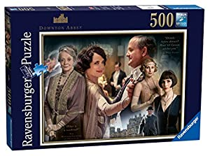 Ravensburger 16422 Downton Abbey Movie Rompecabezas de 500 Piezas,
